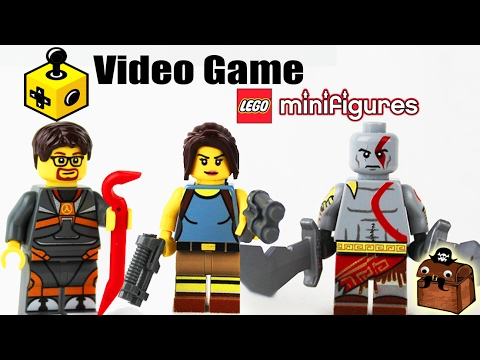 Video Game Mini Figures