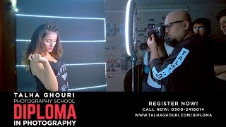Fashion Photography | TALHA GHOURI PHOTOGRAPHY SCHOOL