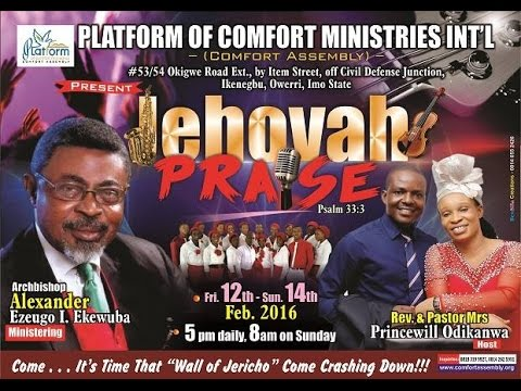 Jehovah Praise 2016