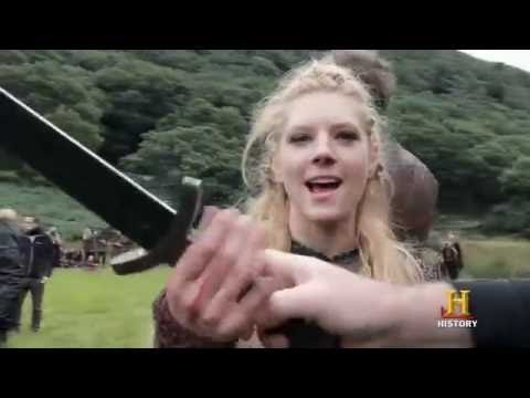 Vikings - Behind The Scenes (Funny Moments) [HD]
