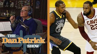 Kevin Durant's deal length intriguing for LeBron rumors I NBA I NBC Sports