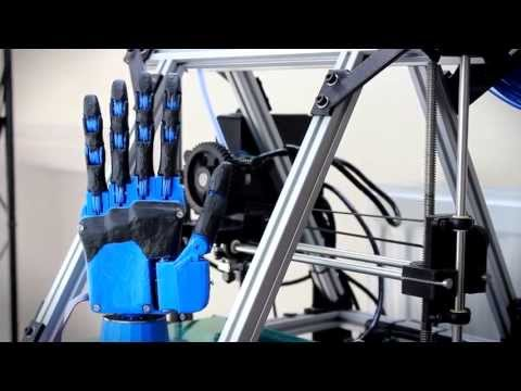 0 - Prothesen aus dem 3D-Drucker - Update: Neue Beinprothese RoboLeg