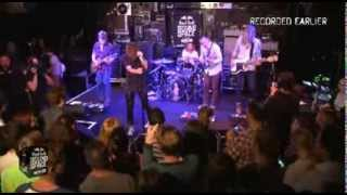 Cage the Elephant live at the Red Bull Sound Space at KROQ 2013