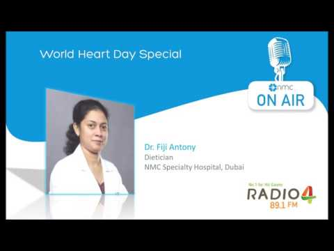 World Heart Day Special - Dr. Fiji Antony - Radio 4