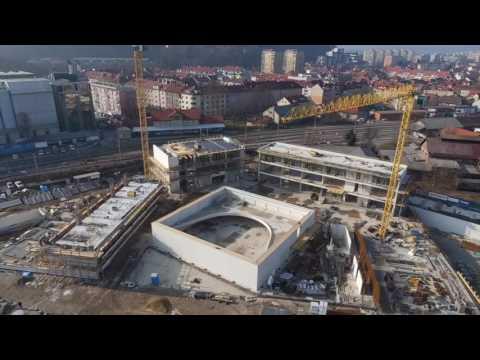 IKC Ljubljana - Prva faza