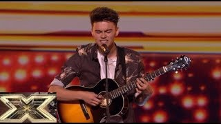 FILIPINO-BRITISH JON GUELAS WOWS THE JUDGES | THE XFACTOR 2018