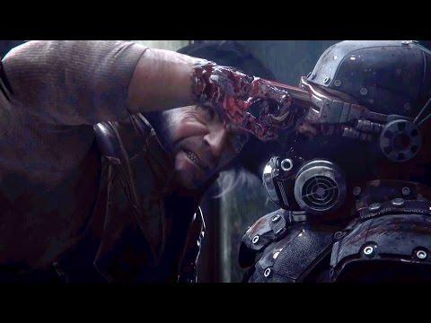 Epilogue: Logan Confronts Bolivar Trask in Dark Future (X-Men Origins: Wolverine)