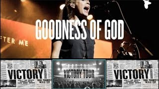 Bethel Music - Goodness of God -  Instrumental with Lyrics