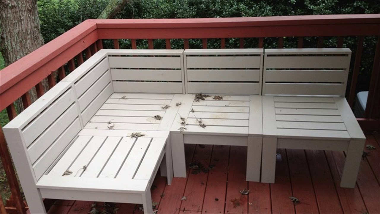 Diy Outdoor Furniture Ana White