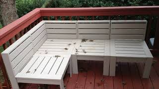 Outdoor. Modern Outdoor Chair from 2x4s and 2x6s ... Easy DIY Garage Workshop Workbench · 2x4 Adirondack Chair Plans for