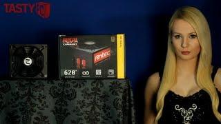 Antec HCG-620M High Current Gamer Semi-Modular PSU Overview 620w Power Supply