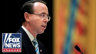 Gohmert: Rosenstein prefers sources who hate Trump thumbnail