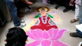 Making of Goddess Lakshmi