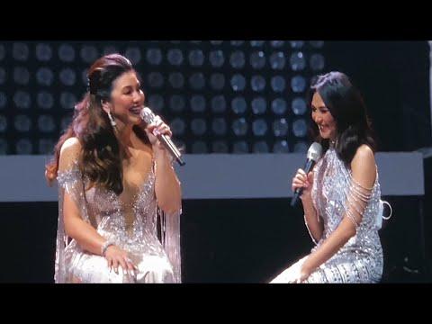 """REGINE To SARAH: """"I Want You To Be HAPPY!"""" SONGBIRD At SARAH, Mahal Na Mahal Ang Isa't Isa!"""