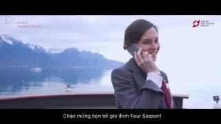Nhật ký thực tập Quản trị Khách sạn tại Thụy Sỹ