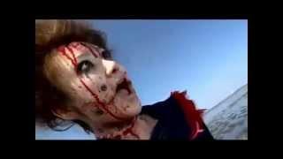 Japanese Vampire Girl Vs Frankenstein Girl WHAT?