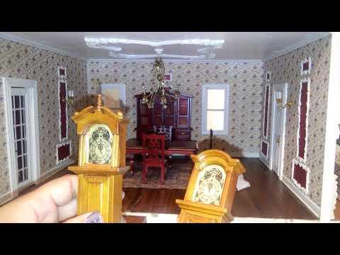 DH Miniature 1:12 scale Room Project Miniatures.com Haul