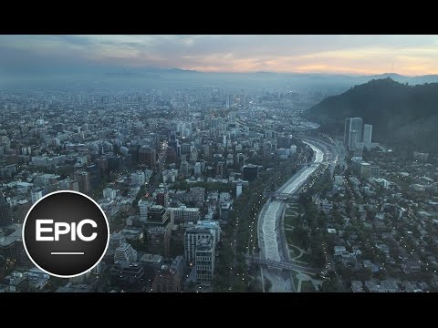 Quick City Overview: Santiago de Chile (HD)
