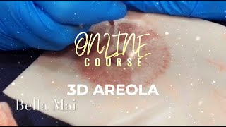 Online 3D Areola Beginner Course