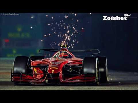F1 2019 NEW Car design Ferrari & Mercedes