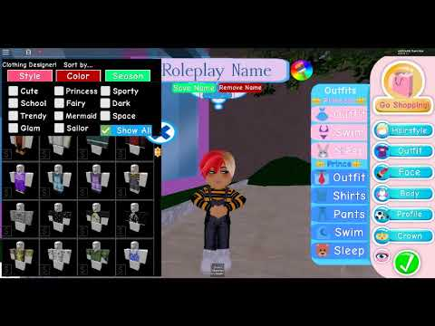 How To Make Shoto Todoroki Roblox Royale High Youtube