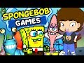 SpongeBob Games - ConnerTheWaffle