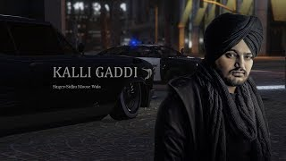 Kaali Gaddi Sidhu moose wala Full Video | Latest Punjabi Song 2019