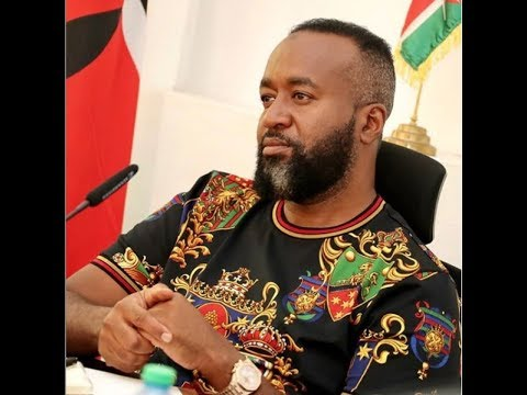 Mombasa Governor Ali  Hassan Joho admitted in hospital