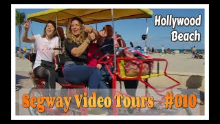 Segway Video Tours #010 / Hollywood Beach Boardwalk