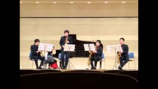 YNU Saxophone Orchestra 6th Concert 2013/03/17 @青葉公会堂(横浜市...