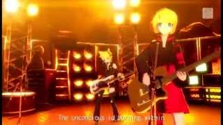 to the end of infinity hatsune miku project diva f 2nd dlc english sub