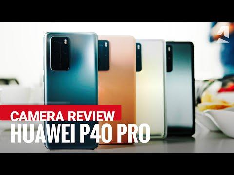 Huawei P40 Pro camera review