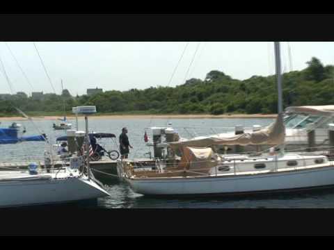 Boaters Brawl on Block Island