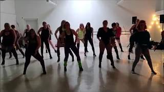 """Army Of Sass Abbotsford Drop-in W/Lorissa Arndt """"Bitch Better Have My Money"""" by Rihanna"""