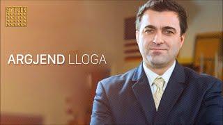 Argjend Lloga - Pavaresia (Official Audio)