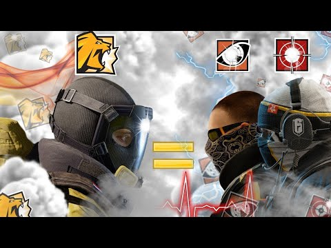 LION Attack Strategy - Tips and Tricks - Exclusive Operation Chimera Rainbow Six Siege