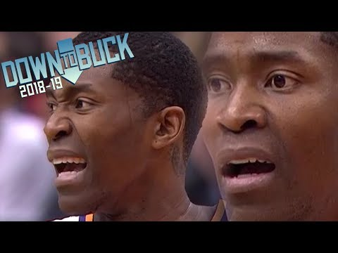 38 year-old Jamal Crawford turns back the clock with 17 pts, 5 asts!