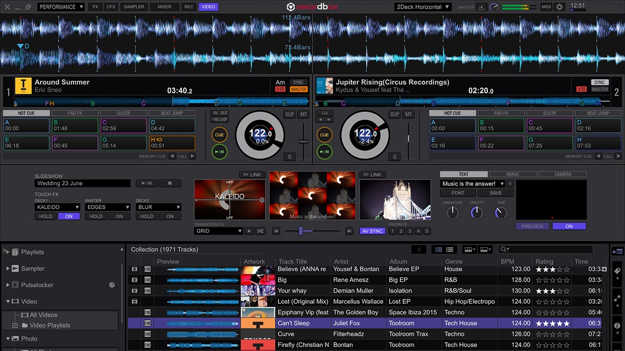Rekordbox DJ Crack 5.1.6 plus full licence key free download