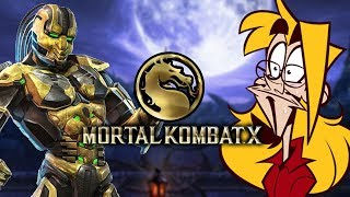 THIS CYRAX IS INSANE - Mortal Kombat X: Online Matches