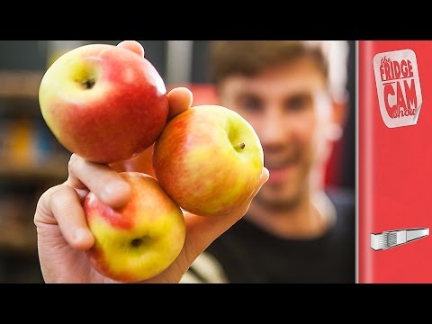 3 Things To Do With Apples | FridgeCam