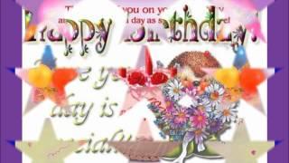 Happy Birthday by Stevie Wonder