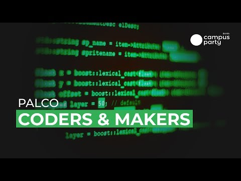 #CPBA2 - Coders & Makers - 17/05/2018 - Construindo hardware para criptografia.