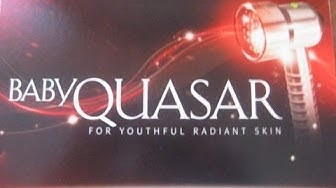 Review baby Quasar Red