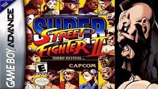Super Street Fighter II - Turbo Revival - Zangief (GBA)