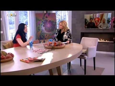Lulu Wang Koffietijd, 16/1/2013 RTL4