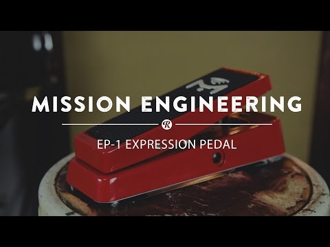 Mission Engineering EP-1 Expression Pedal | Reverb Demo Video
