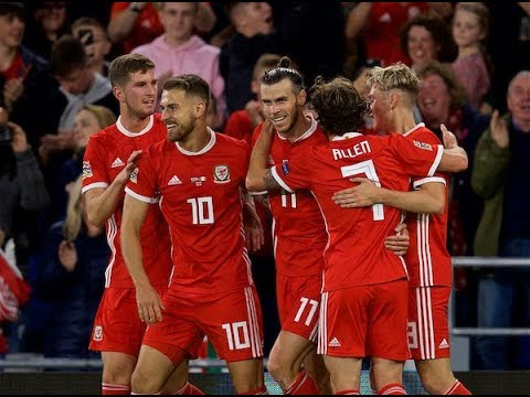 Wales v Republic of Ireland & Denmark  | UEFA NATIONS LEAGUE HIGHLIGHTS / UCHAFBWYNTIAU FAWTV