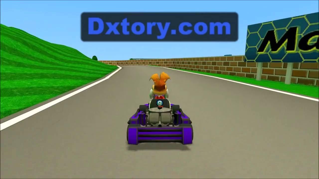 GMod Kart - N64 Mario Raceway