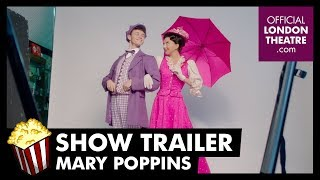 Mary Poppins West End Announcement Trailer