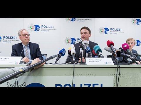 PK Polzei DO vom 11.04.2017 | Zur #Explosion am BVB Mannschaftsbus in #Dortmund